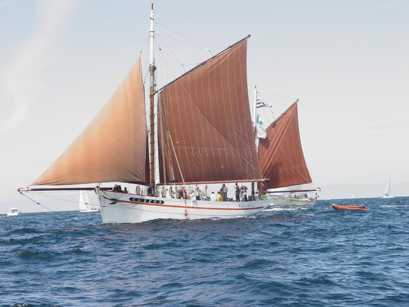 Le bout du monde à la voile – Camaret-Sur-Mer
