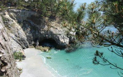 Les plages de la presqu'île de Crozon : de Trez Bellec à l'anse de Dinan