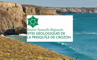 Réserve naturelle régionale des sites géologiques de la presqu'île de Crozon